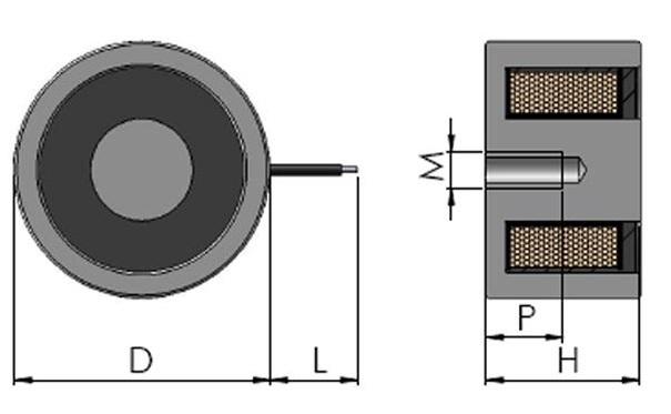 吸盘电磁铁在行业中的应用