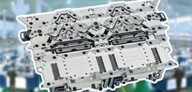 【全解析】新型5寸高速电脑横机机头总成